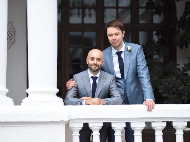 La boda de Raül y Alex