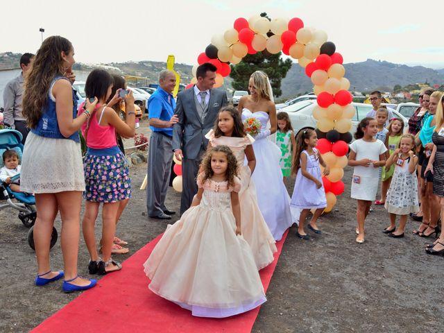 La boda de Jonathan y Judit en Arucas, Las Palmas 2