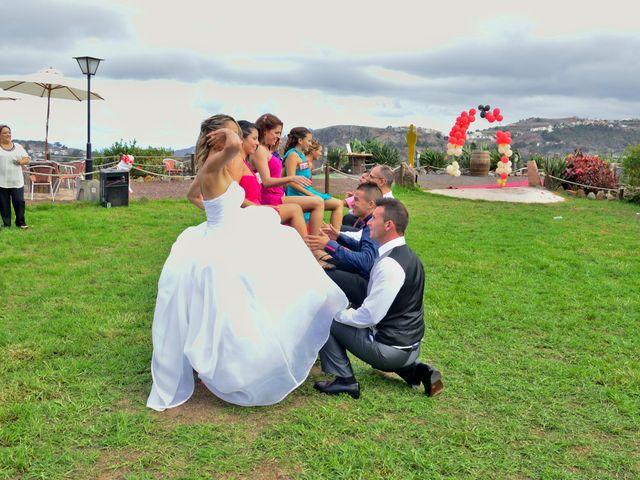 La boda de Jonathan y Judit en Arucas, Las Palmas 8
