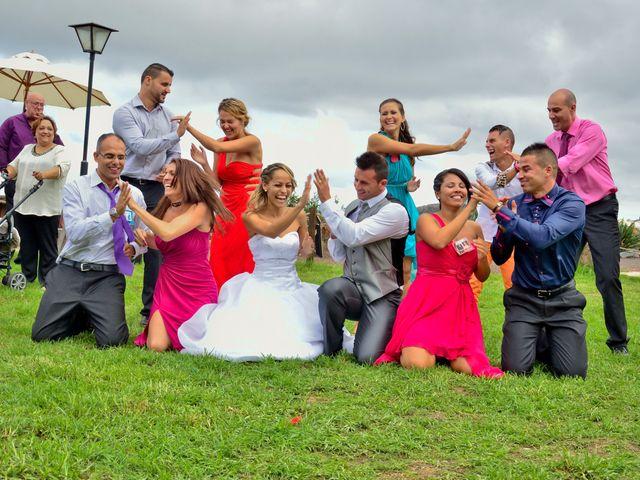 La boda de Jonathan y Judit en Arucas, Las Palmas 9