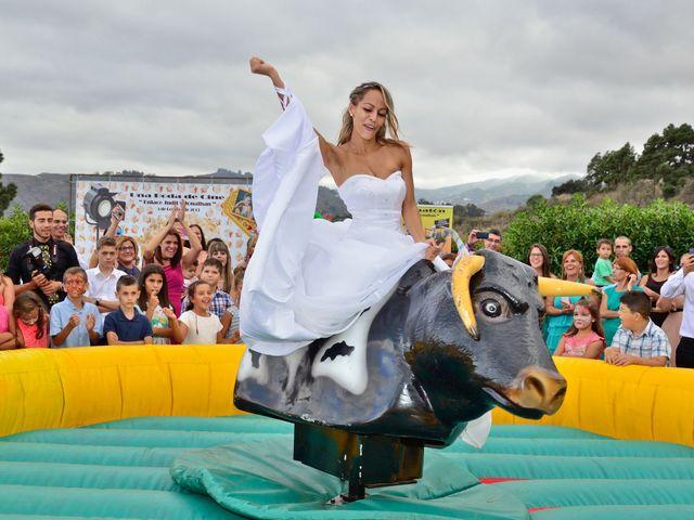La boda de Jonathan y Judit en Arucas, Las Palmas 12