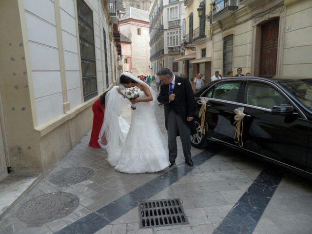 La boda de Javier y Gloria en Málaga, Málaga 4