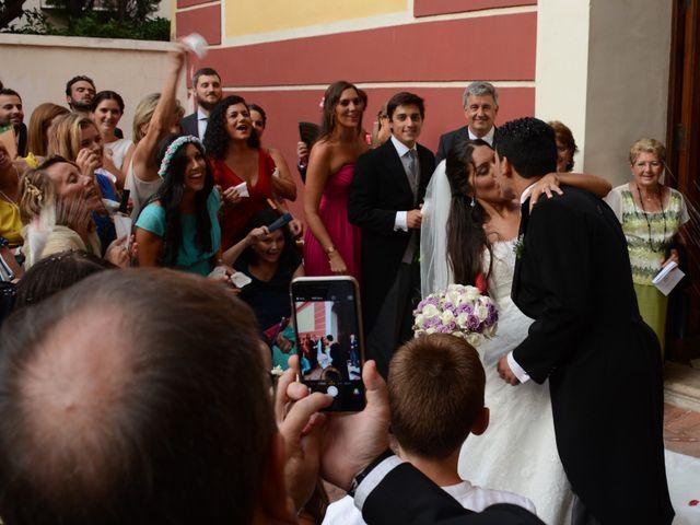 La boda de Javier y Gloria en Málaga, Málaga 9