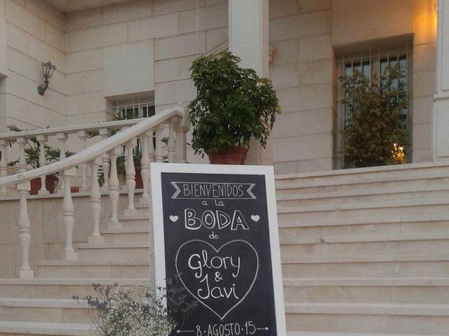 La boda de Javier y Gloria en Málaga, Málaga 10