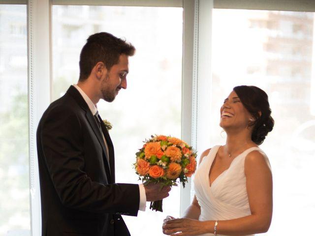La boda de Ricard y Laura en Palau De Plegamans, Barcelona 17