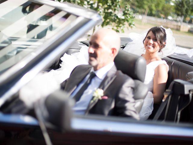 La boda de Ricard y Laura en Palau De Plegamans, Barcelona 21