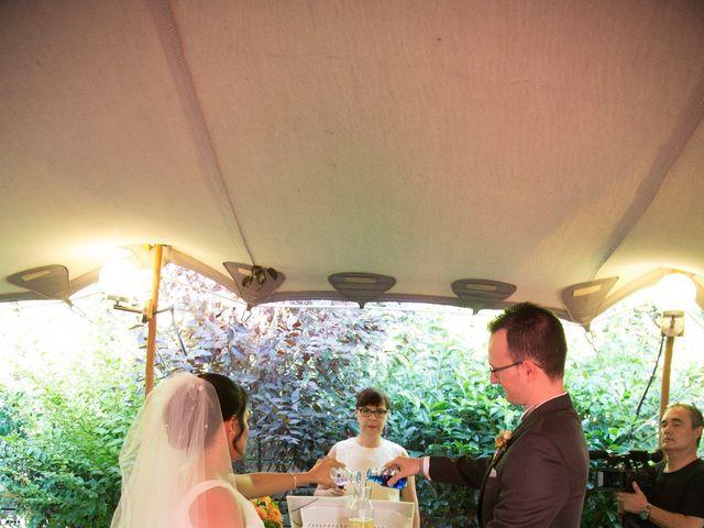 La boda de Ricard y Laura en Palau De Plegamans, Barcelona 30