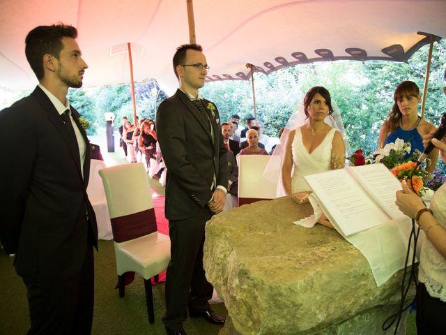 La boda de Ricard y Laura en Palau De Plegamans, Barcelona 32