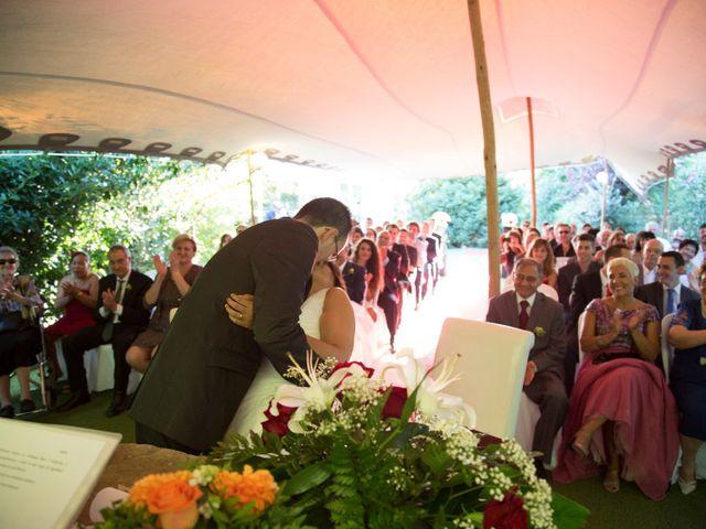 La boda de Ricard y Laura en Palau De Plegamans, Barcelona 33