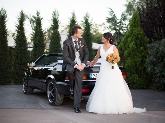 La boda de Ricard y Laura en Palau De Plegamans, Barcelona 38