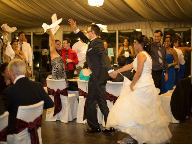 La boda de Ricard y Laura en Palau De Plegamans, Barcelona 46