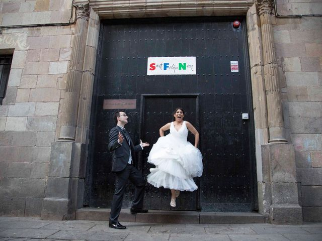 La boda de Ricard y Laura en Palau De Plegamans, Barcelona 61