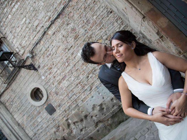 La boda de Ricard y Laura en Palau De Plegamans, Barcelona 62