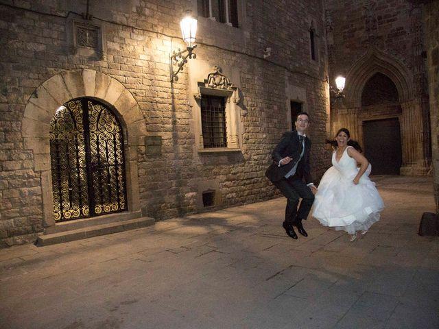 La boda de Ricard y Laura en Palau De Plegamans, Barcelona 65