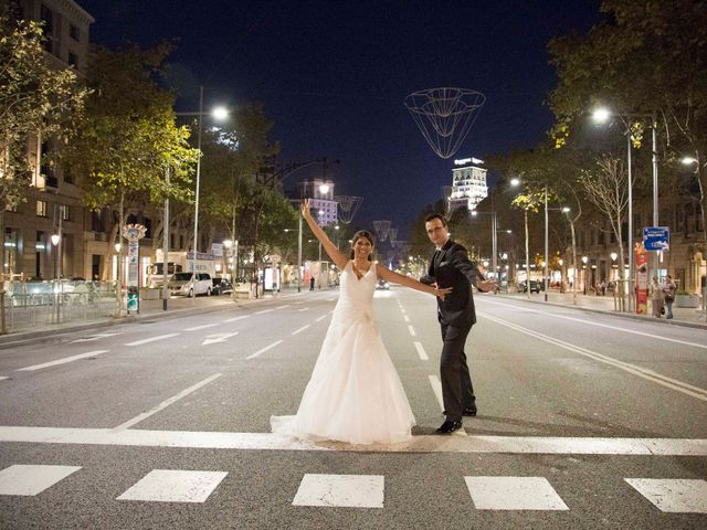 La boda de Ricard y Laura en Palau De Plegamans, Barcelona 66