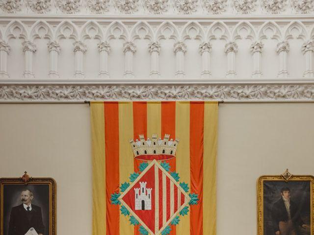 La boda de Meritxell y Ben en Sabadell, Barcelona 7