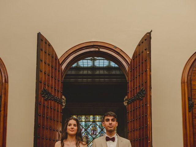 La boda de Meritxell y Ben en Sabadell, Barcelona 10