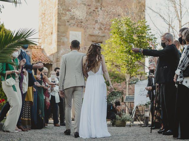 La boda de Meritxell y Ben en Sabadell, Barcelona 11