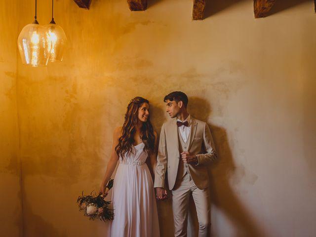 La boda de Meritxell y Ben en Sabadell, Barcelona 12