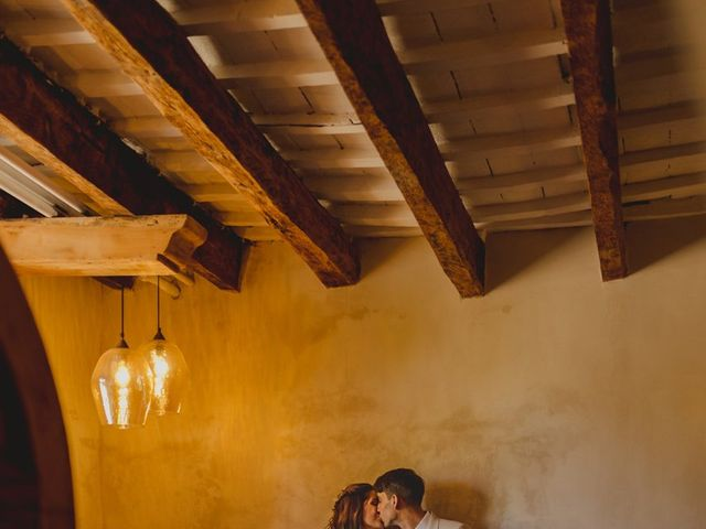 La boda de Meritxell y Ben en Sabadell, Barcelona 13