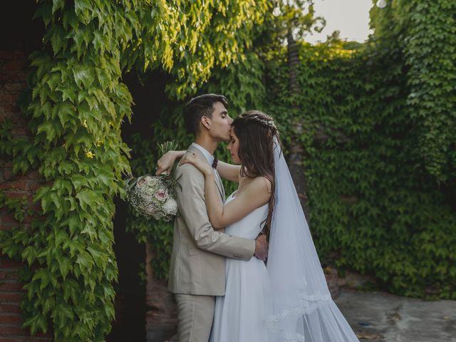 La boda de Meritxell y Ben en Sabadell, Barcelona 18