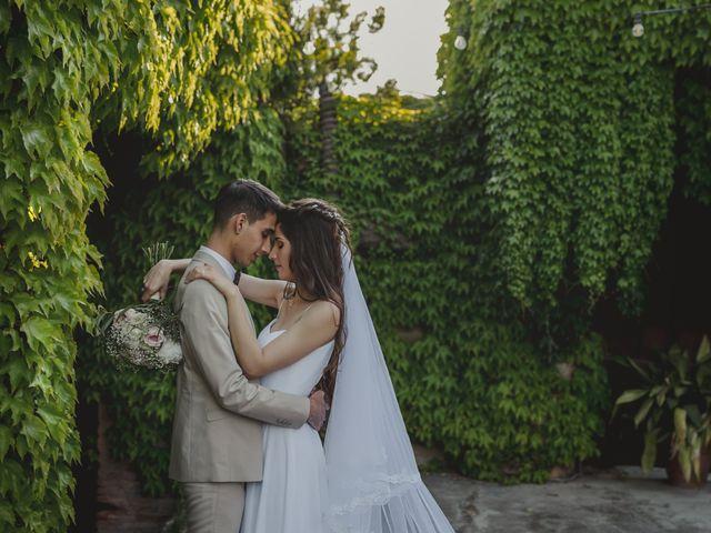 La boda de Meritxell y Ben en Sabadell, Barcelona 19