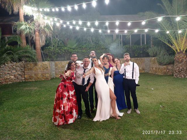 La boda de Héctor  y Ali en Otura, Granada 2
