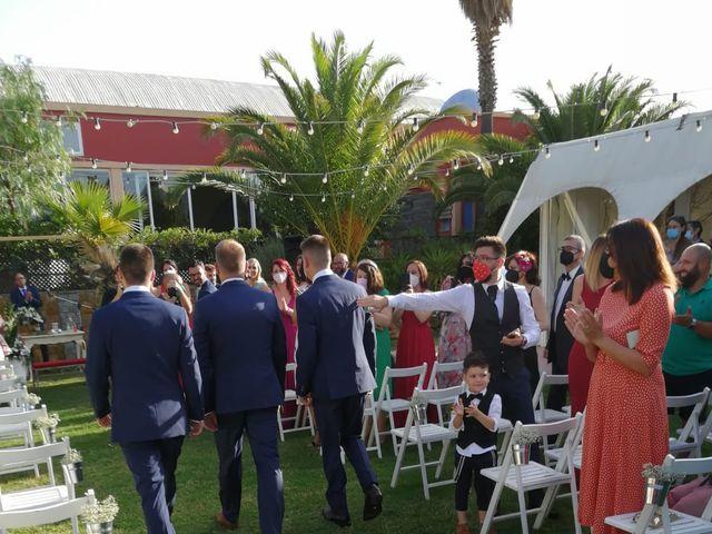 La boda de Héctor  y Ali en Otura, Granada 12