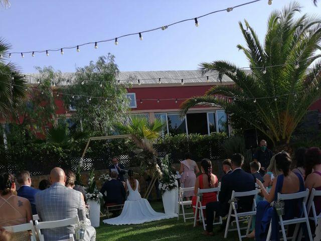 La boda de Héctor  y Ali en Otura, Granada 13