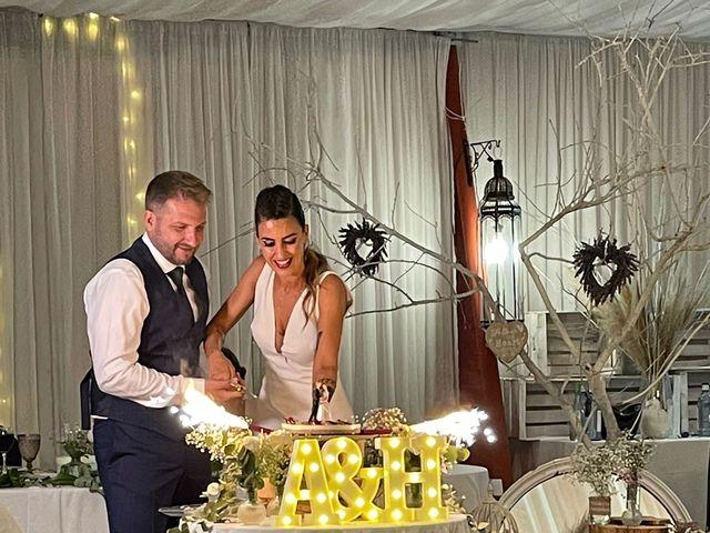 La boda de Ali y Héctor