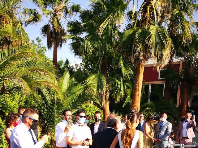 La boda de Héctor  y Ali en Otura, Granada 21