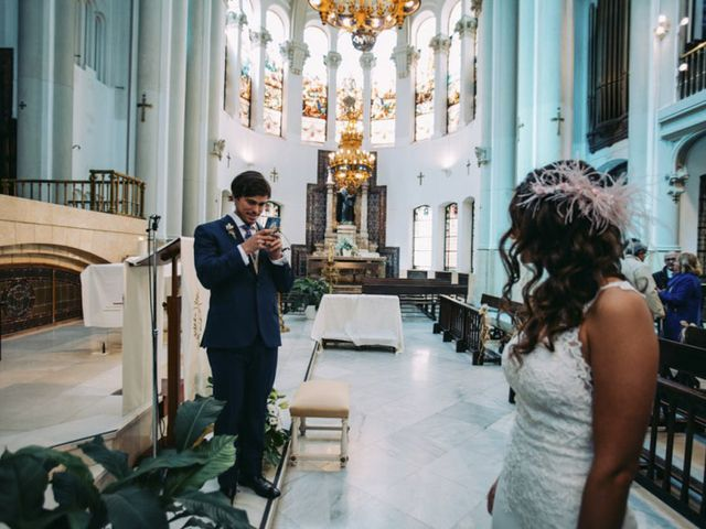 La boda de Kekar y Celia en Madrid, Madrid 20