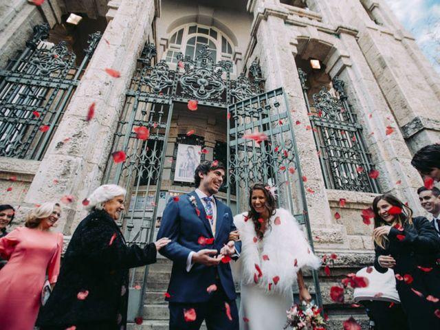 La boda de Kekar y Celia en Madrid, Madrid 21