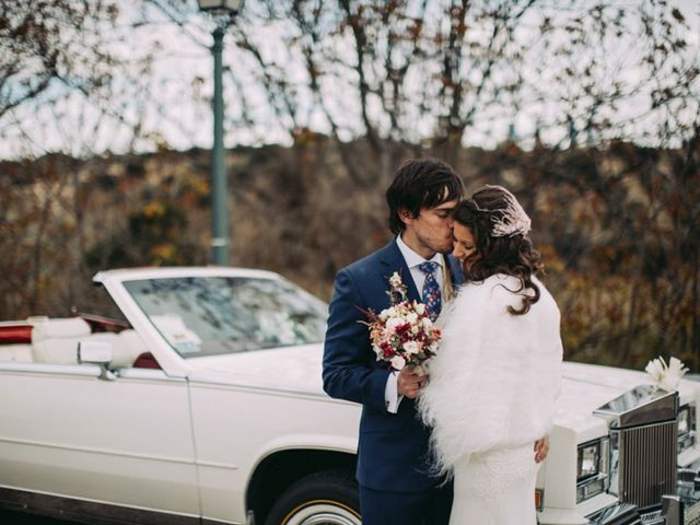 La boda de Kekar y Celia en Madrid, Madrid 23