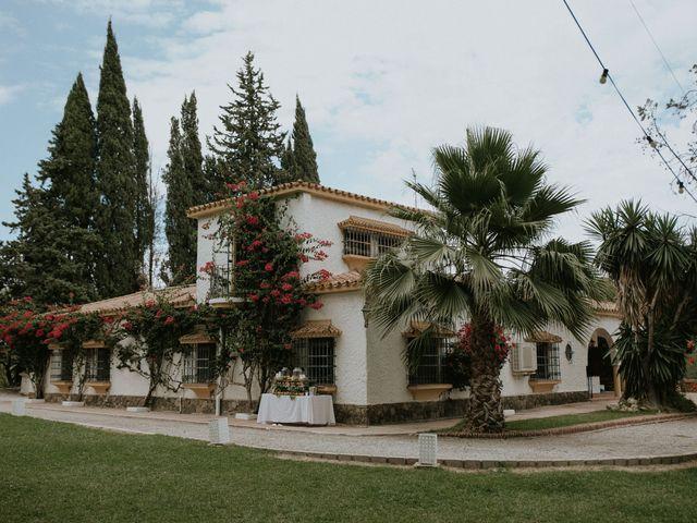 La boda de Audrey y Juan en Estación De Cartama, Málaga 3