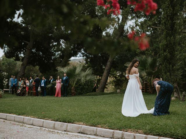 La boda de Audrey y Juan en Estación De Cartama, Málaga 67