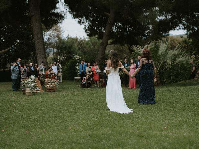 La boda de Audrey y Juan en Estación De Cartama, Málaga 68