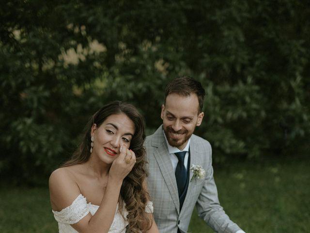La boda de Audrey y Juan en Estación De Cartama, Málaga 73