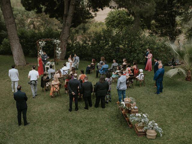 La boda de Audrey y Juan en Estación De Cartama, Málaga 75