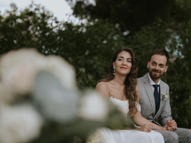 La boda de Audrey y Juan en Estación De Cartama, Málaga 92