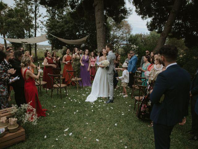 La boda de Audrey y Juan en Estación De Cartama, Málaga 99