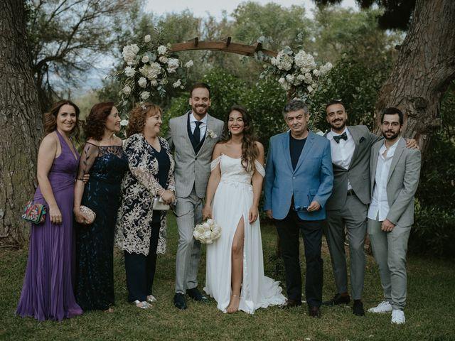 La boda de Audrey y Juan en Estación De Cartama, Málaga 105