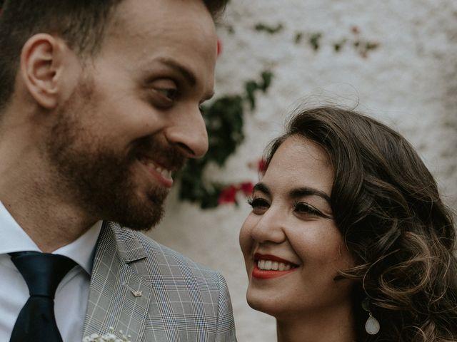 La boda de Audrey y Juan en Estación De Cartama, Málaga 115