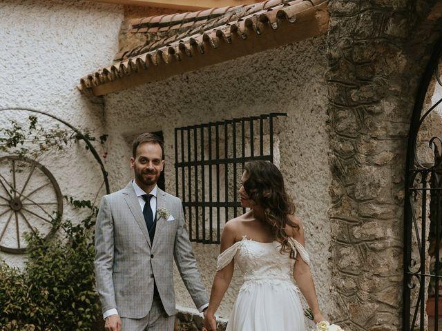 La boda de Audrey y Juan en Estación De Cartama, Málaga 121