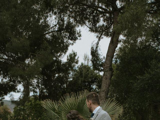 La boda de Audrey y Juan en Estación De Cartama, Málaga 131