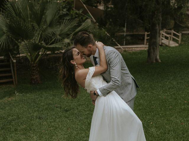 La boda de Audrey y Juan en Estación De Cartama, Málaga 132