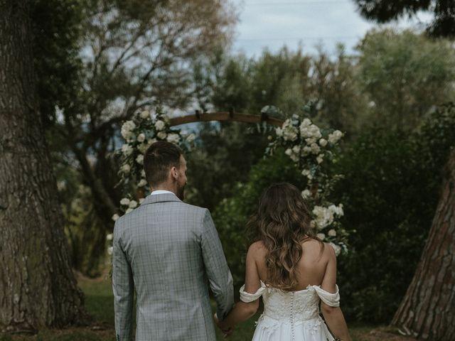La boda de Audrey y Juan en Estación De Cartama, Málaga 133