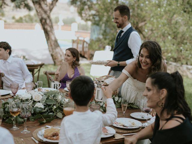La boda de Audrey y Juan en Estación De Cartama, Málaga 154