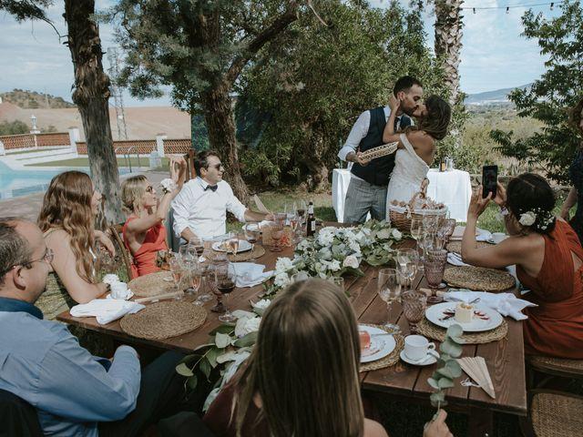 La boda de Audrey y Juan en Estación De Cartama, Málaga 156
