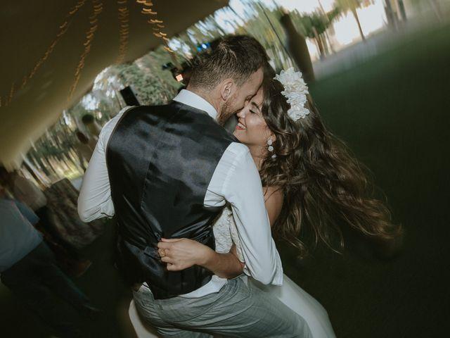 La boda de Audrey y Juan en Estación De Cartama, Málaga 180